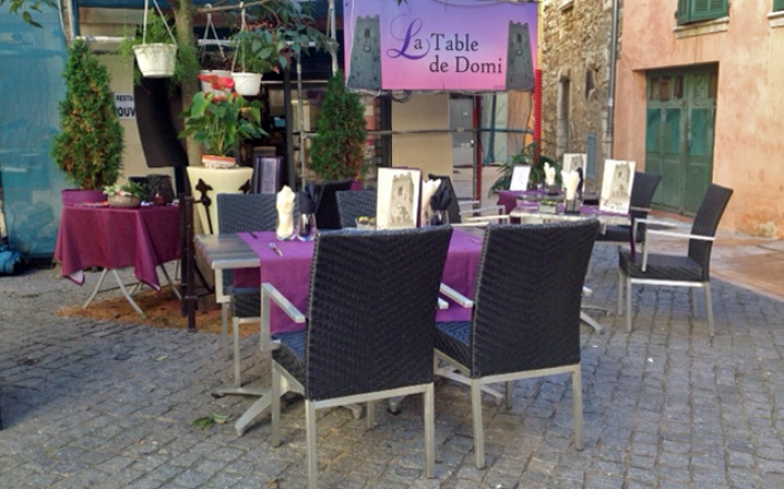 La Table de Domi - Vence