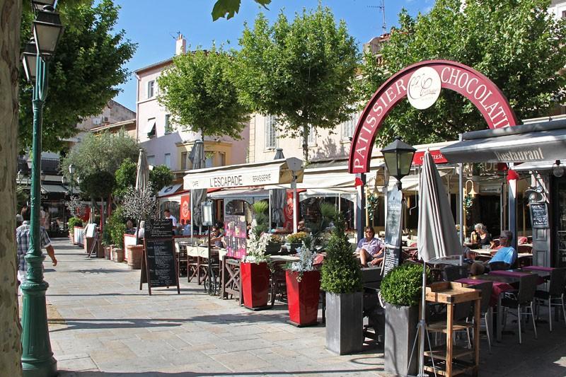 Restaurant La Place Capitou