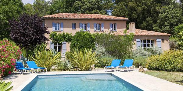 Villa Bastide Julienne in de Provence