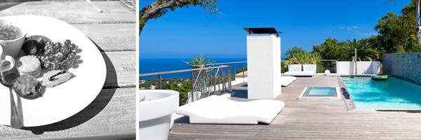 Luxe vakantie aan de Côte d'Azur