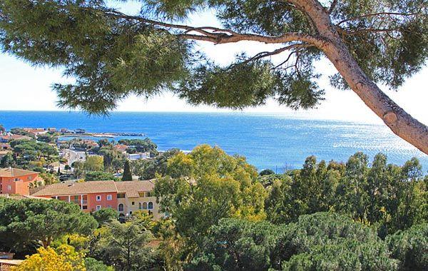 Vakantiehuis huren aan de Cote d'Azur