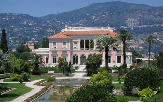villa en tuinen Ephrussie de Rothschild