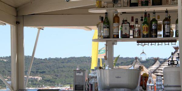Coctail beachclub