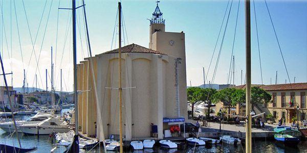 Kerk Port Grimaud