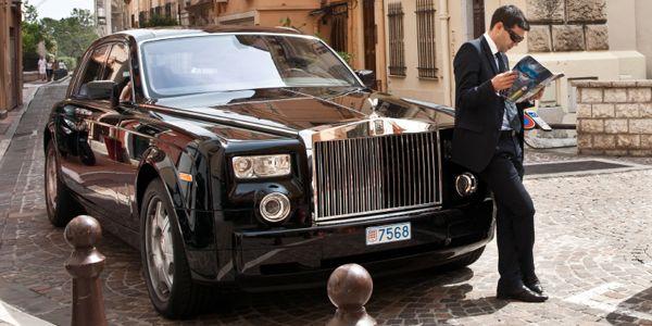 Monaco auto chauffeur