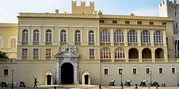 Paleis Monaco