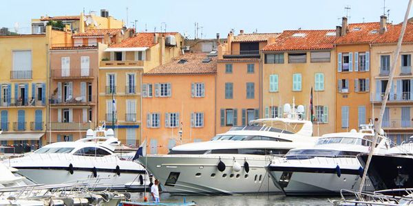 Tips in Saint Tropez