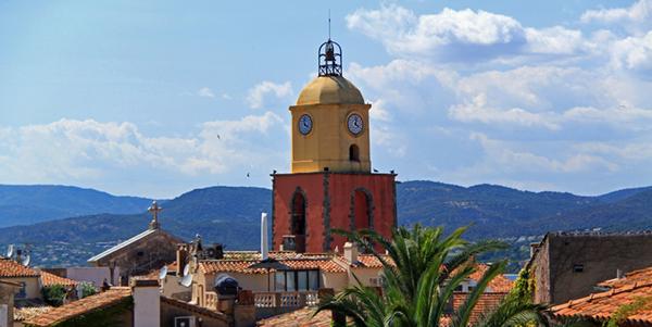 Saint-Tropez kerk