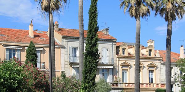Sainte-Maxime wijkje
