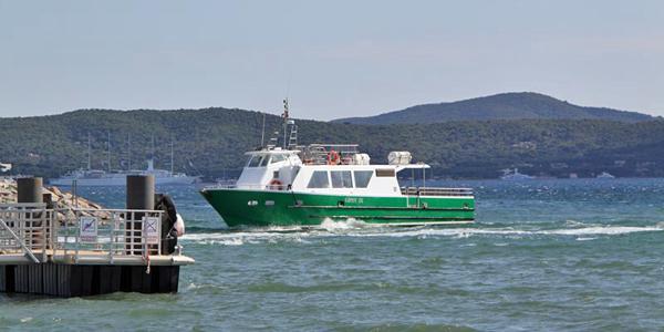 Veerboot Saint Tropez