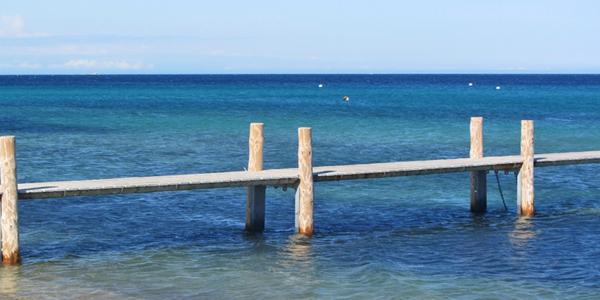 Steiger in zee
