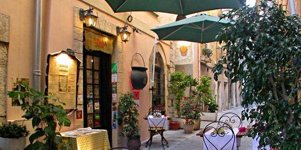Restaurants Menton