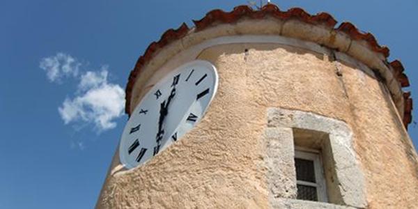 Tour de l'horloge Fayence