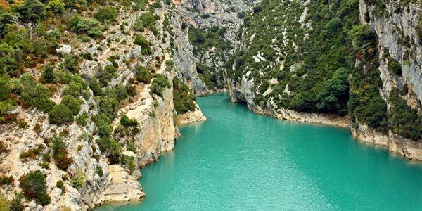 Gorges du Verdon, de Grand Canyon van Europa