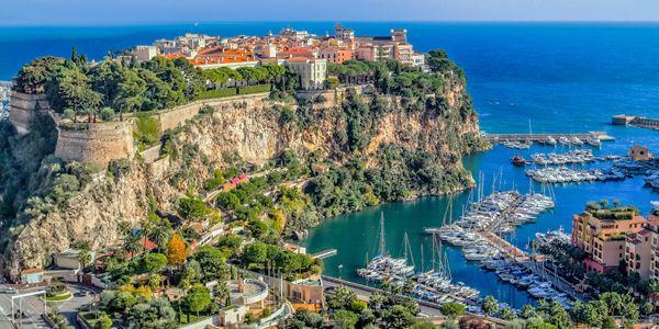 De rots Monaco