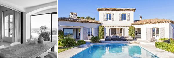 Villa Cour de Mer in Sainte Maxime