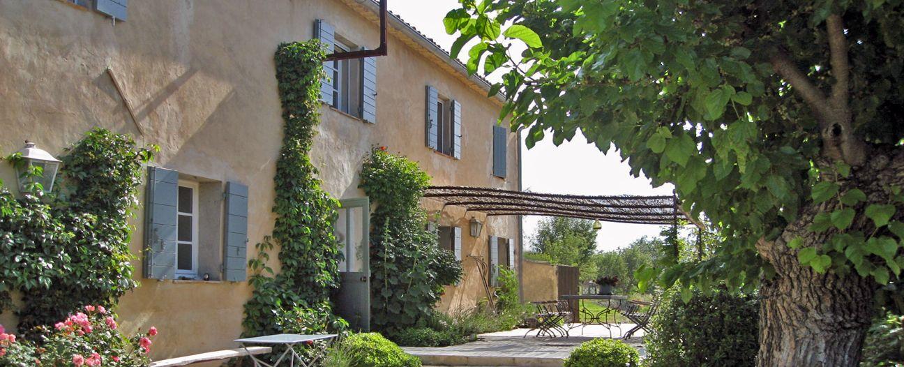 Landelijk vakantiehuis in de Provence